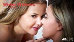 Winter Warmers Scene two   Snow Angels – Candy Alexa Vicky Enjoy