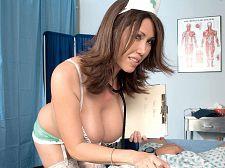 Nurse Kianna In Your Face