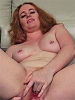 Roxana Mature Giant Knockers Blonde