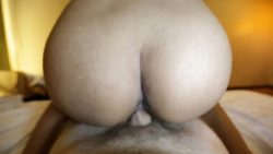 Sizzling lil' spherical brown fucking device cowgirl's herself far and wide white cock