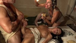 Circle of relatives anal fest